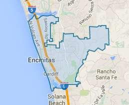 Outline of Encinitas