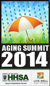 Aging Summit 2014 logo