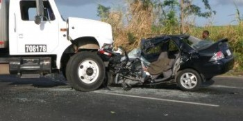 Truck Accident Injuries and Deaths