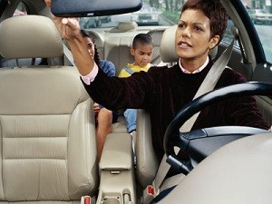 Dangers of Driving With Children